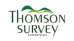 logo for Thomson Survey Limited